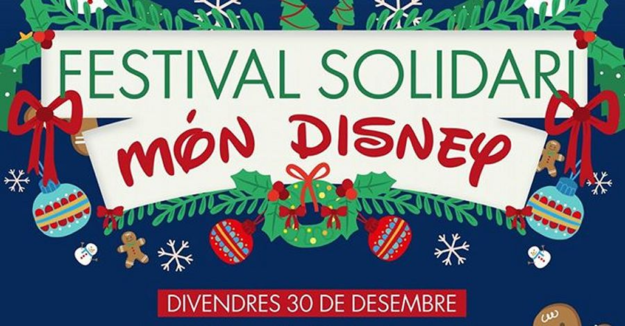 Festival solidari de Sant Esteve: Món Disney