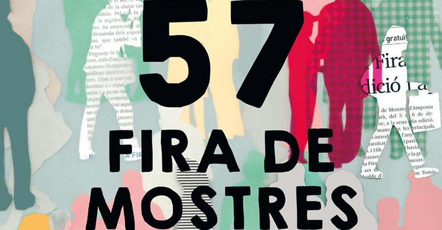 Ciutat | L'alumna d'Esardi Sanda Nàgera, dissenya el cartell de la 57a Fira de Mostres 2017