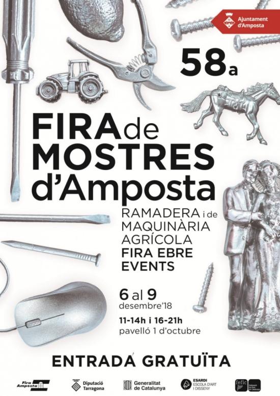La 58a Fira de Mostres incorpora l'espai Ebre Events | Amposta.info