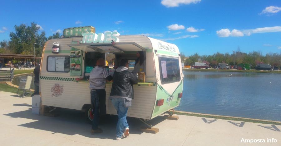 Èxit de participació en la tercera edició del Festival Food Trucks