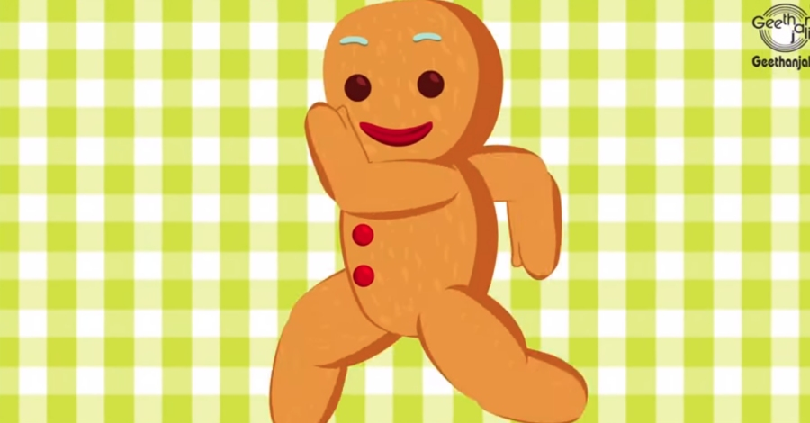 "Storytme ""The gingerbread man"""