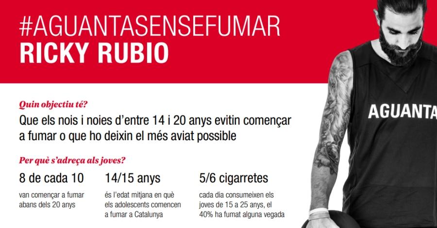 El Govern impulsa una campanya contra el tabac especialment adreçada als joves