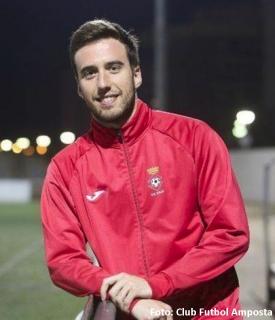 El primer equip del Club Futbol Amposta comença la pre temporada 2017/18 | Amposta.info