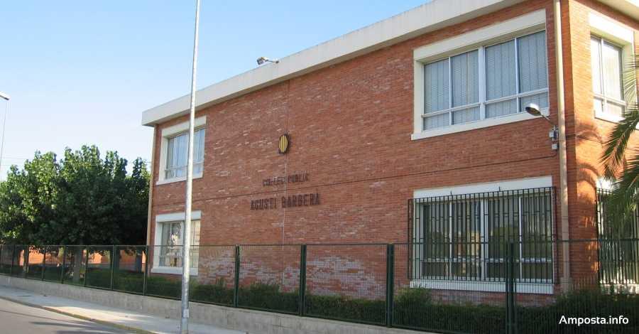 A partir del proper curs escolar l'Agustí Barberà passarà a ser institut escola | Amposta.info