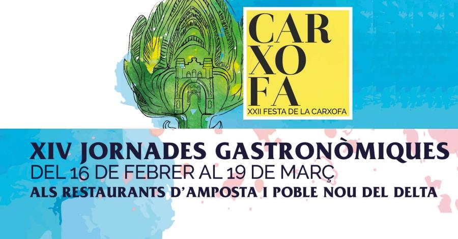 XIV Jornades gastronòmiques de la Carxofa