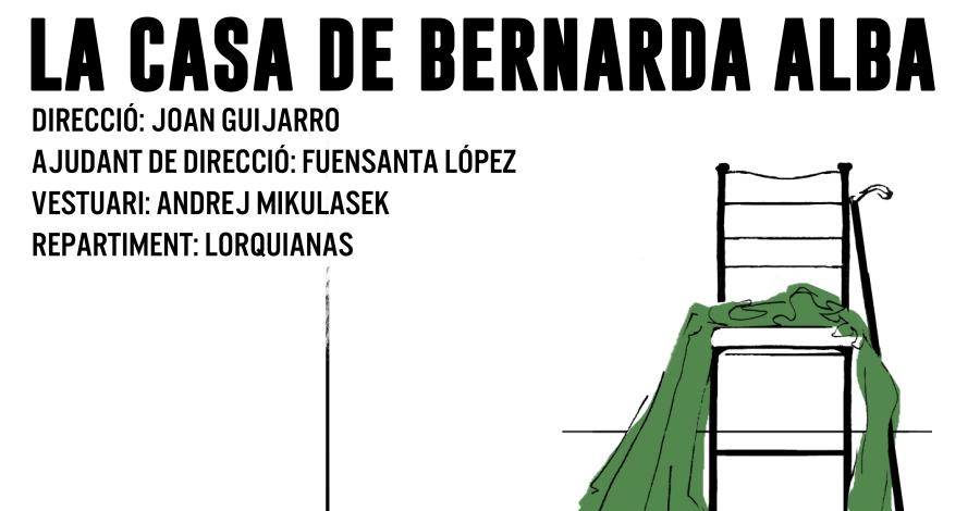 "Teatre Amateur: ""La casa de Bernarda Alba"""