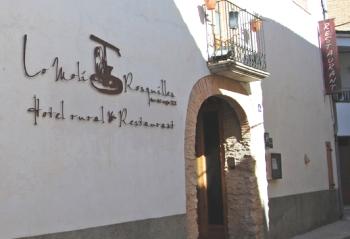 LO MOLÍ DE ROSQUILLES<br>Hotel rural & Restaurant a Masdenverge | Amposta.info