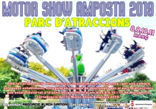 Motor Show Amposta 2019 - Parc d'atraccions