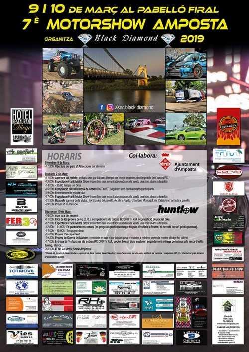 7é Motorshow d'Amposta i Frank Motor Show