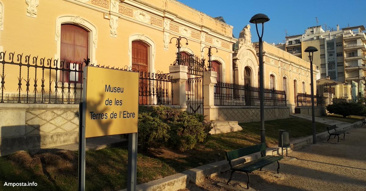 El Museu de les Terres de l'Ebre activa el seu Canal de Youtube