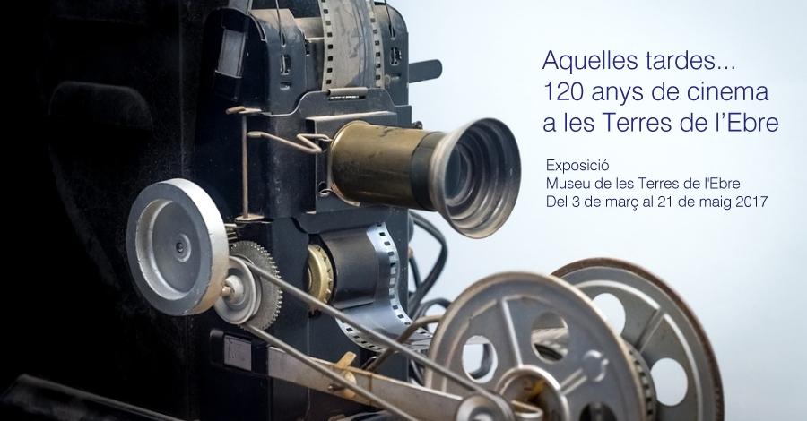 El Museu inaugura avui una exposició que recorre la història del cinema a les Terres de l'Ebre