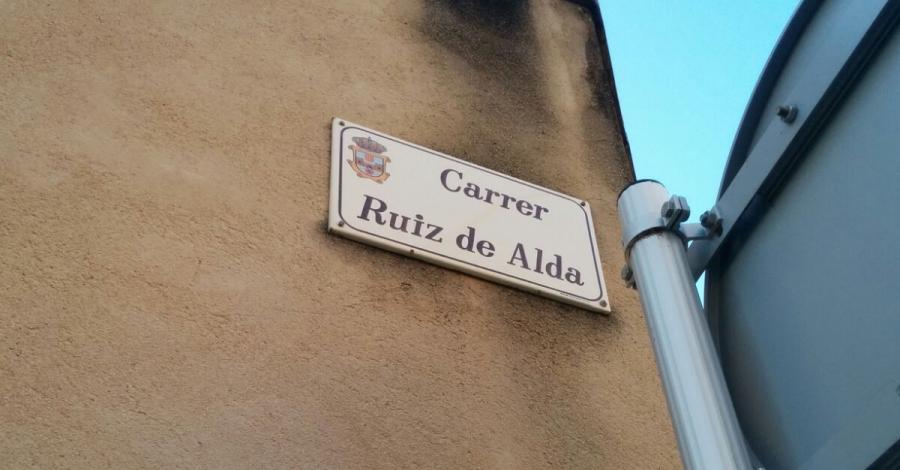 Ramon Salas i Eugenio Ribera, els nous noms dels carrers Ruiz de Alda i Garcia Morato