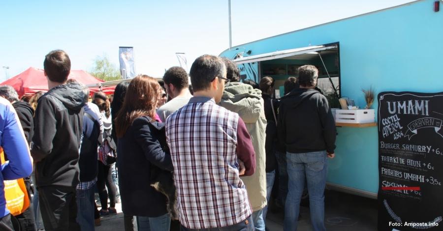 Arriba el 2n Festival Food Trucks Amposta