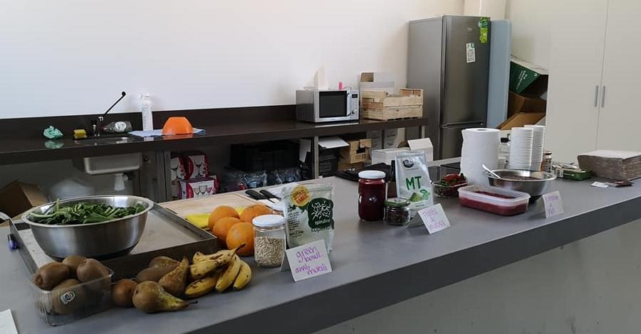 Nova temporada de tallers gastronòmics a l'Espai Ebre KM 0