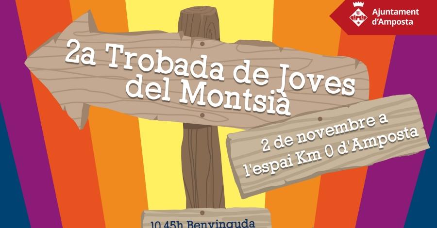 Amposta acollirà la 2a Trobada de Joves del Montsià