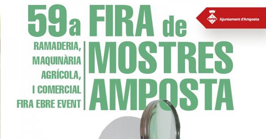 La 59a Fira de Mostres ja té cartell
