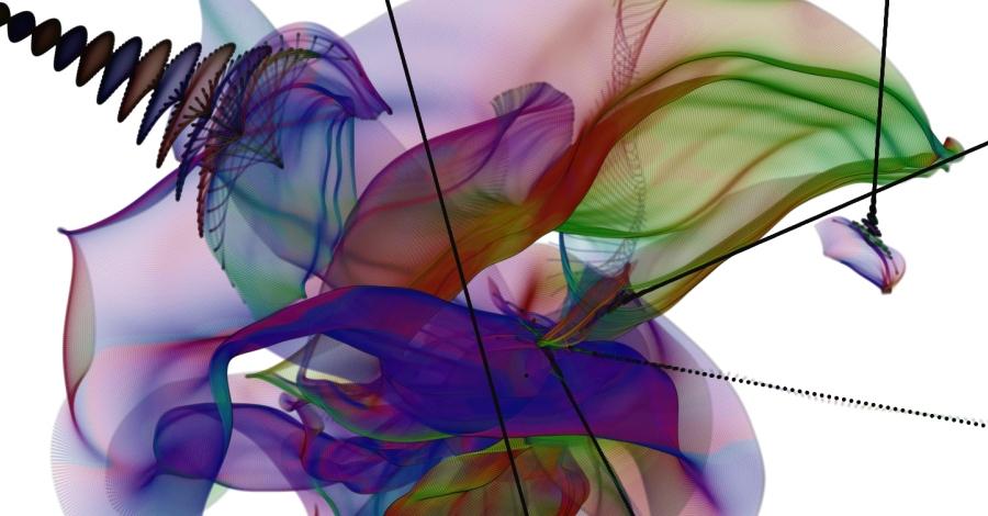 """Lo Pati presenta """"Eugenèsia"""", una exposició que explora l'art digital com l'esglaó cap una nova escala evolutiva"""