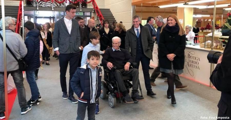 La Fira de Mostres rep més de 50.000 visites
