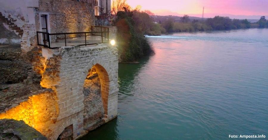 L'Ajuntament invertirà prop de 170.000 euros en la segona fase de recuperació de la façana fluvial