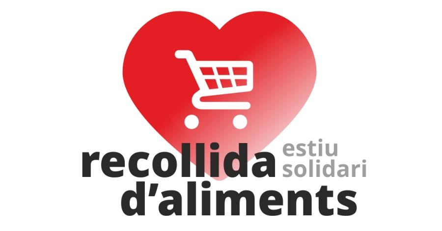 Campanya de recollida d'aliments als supermercats d'Amposta