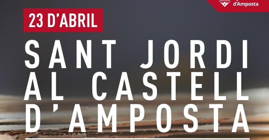 Amposta es prepara per al Sant Jordi al Castell