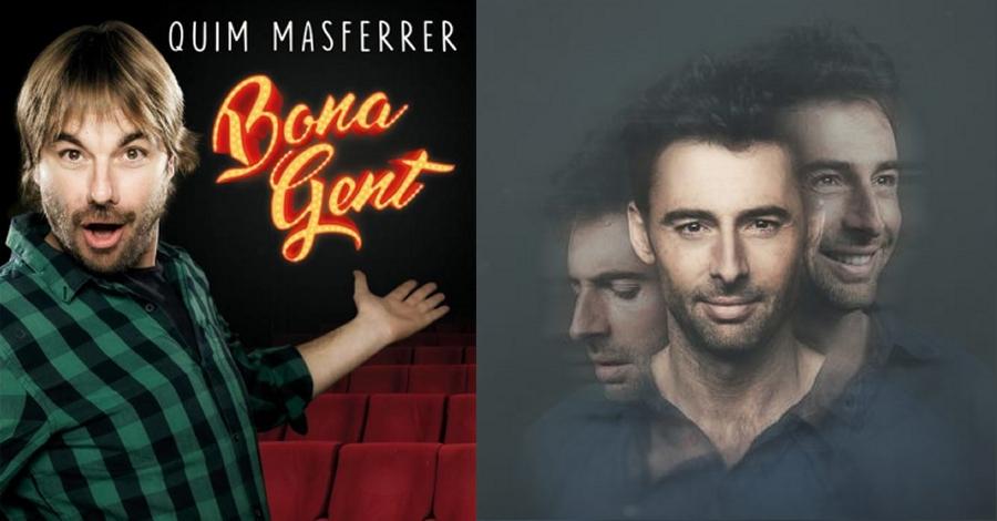 Bruno Oro, Gisela i Quim Masferrer, noms mediàtics d'Amposta Teatre i Dansa 2019