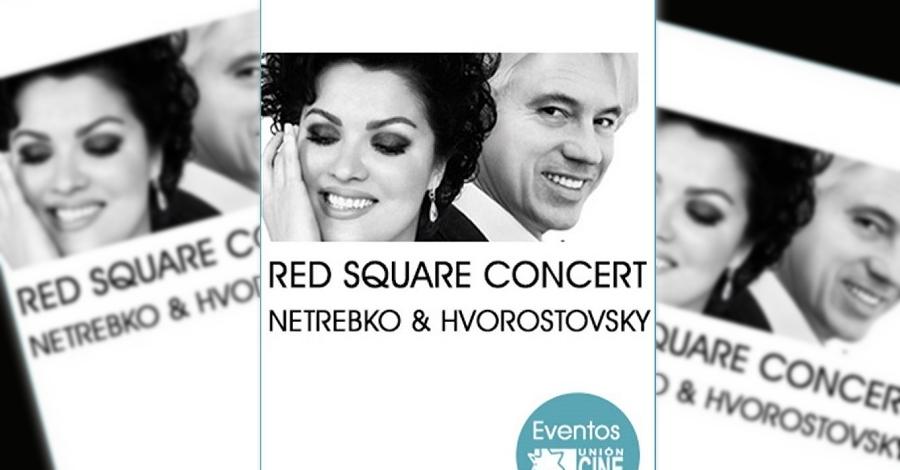 Òpera «Red Square Concert Netrebko & Hvorosrovsky»