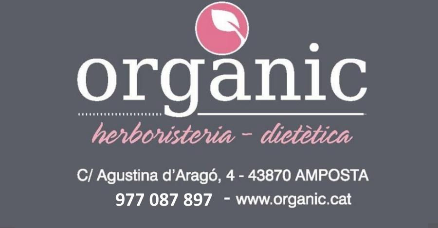 Orgànic. Centre nutricional, herboristeria i dietètica | Amposta.info