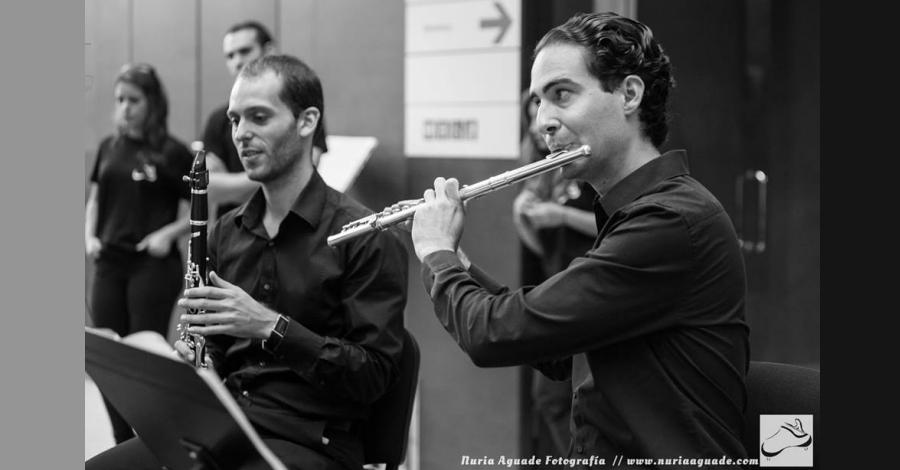 El clarinetista Pau Rodríguez Ruiz guanya la plaça com a professor a la Fundació Barenboim-Said amb seu a Palestina