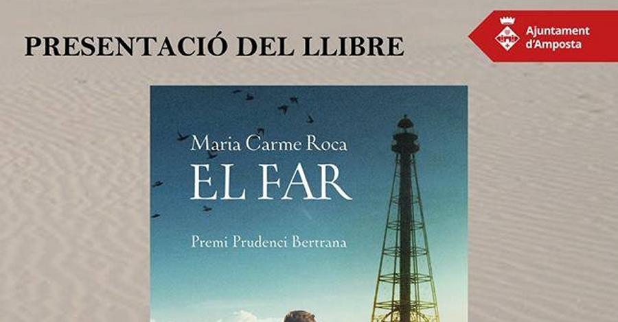 Presentació del llibre de M. Carme Roca, «El Far»