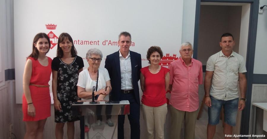 L'Ajuntament d'Amposta presenta el Premi de Recerca Jordi Fontanet | Amposta.info