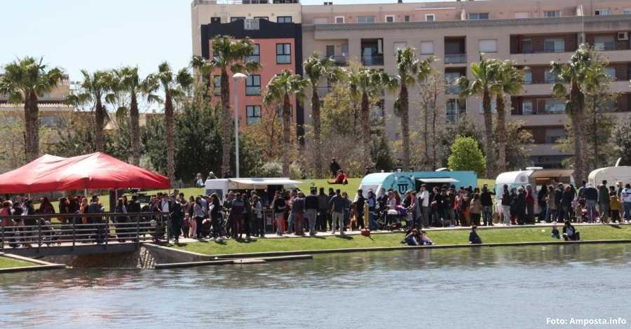 El Food Trucks Festival i el Dia Mundial del Circ ompliran d'activitats el Parc dels Xiribecs