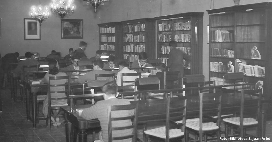 La Biblioteca d'Amposta celebra el 60è aniversari