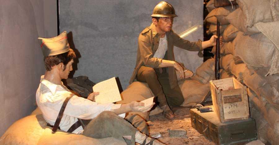 """Recreació històrica al Castell, """"La Guerra Civil"""""""