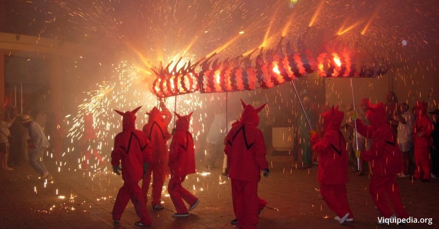 Carnestoltes de Foc (Correfoc)
