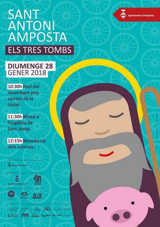 Celebració de la festivitat de Sant Antoni