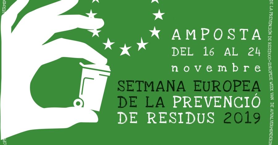 Setmana Europea de la Prevenció de Residus: Tallers del Parc Natural