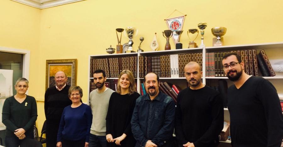 L'Ajuntament i Sorea signen un conveni de 50.000 euros que es destinen a entitats