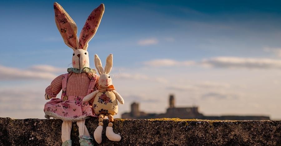 "Storytime, un conte en anglès. ""Rabbit wants a tail"", a càrrec de Silvia Panisello"