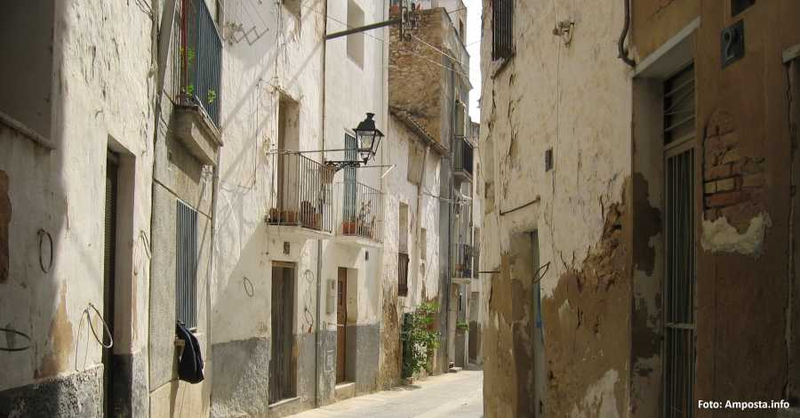 Amposta posa en marxa una línia de subvencions per a la rehabilitació d'edificis | Amposta.info