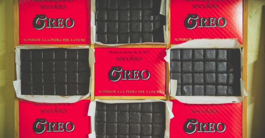 Taller de cuina de l'espai EbreKm0, sobre el Xocolata CREO