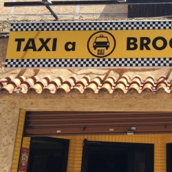 TAXI A BROOKLYN Hamburgueseria