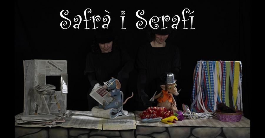 Teatre infantil i familiar d'Amposta. La Xarxa, amb l'obra «Safrà i Serafí»