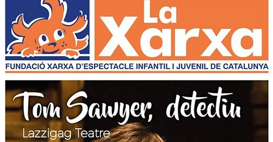 "Teatre familiar ""Tom Sawyer detectiu"""