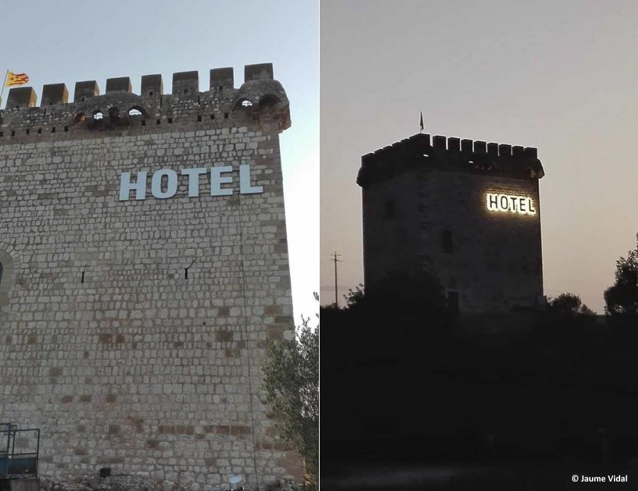 Les torres de la Carrova i Font de Quinto es converteixen en un hotel i un centre de gestions sanitari | Amposta.info