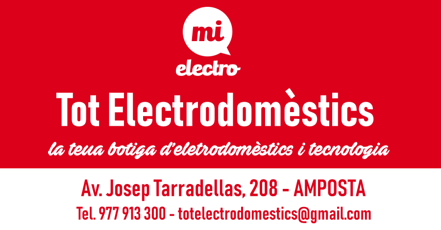Tot Electrodomèstics