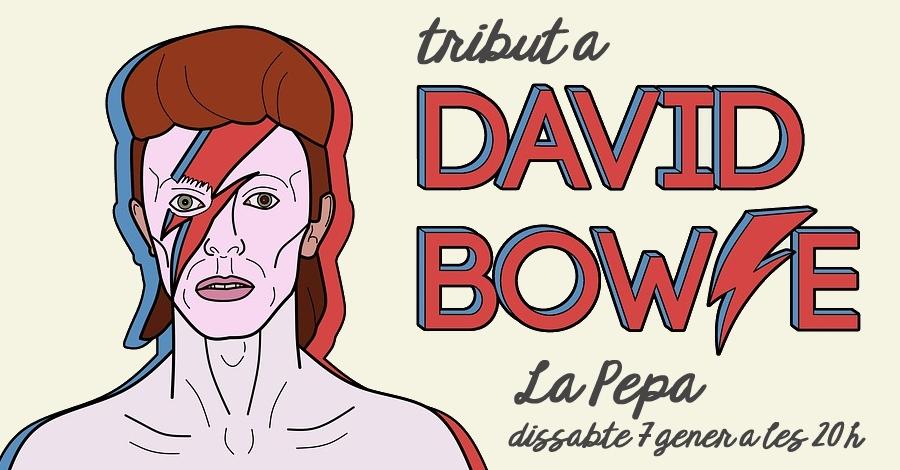 Tribut a David Bowie