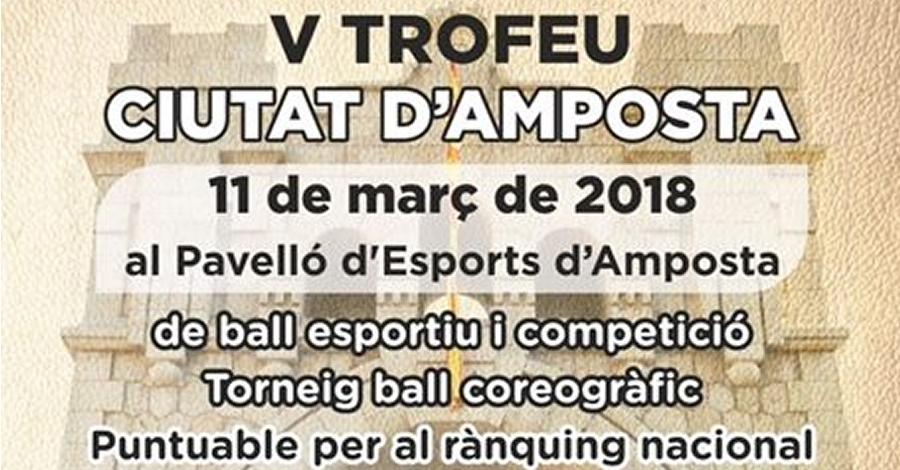 V Trofeu Ciutat d'Amposta de Ball Esportiu