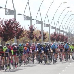Joan Font s'imposa a la novena edició del Trofeu Ciutat d'Amposta de ciclisme