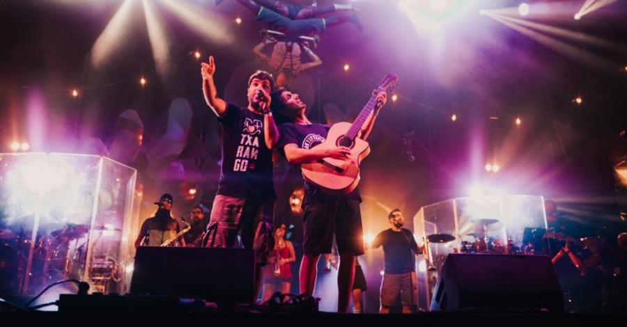 Txarango actuarà a Amposta a l'agost de 2020, un dels concerts de la seva gira de comiat